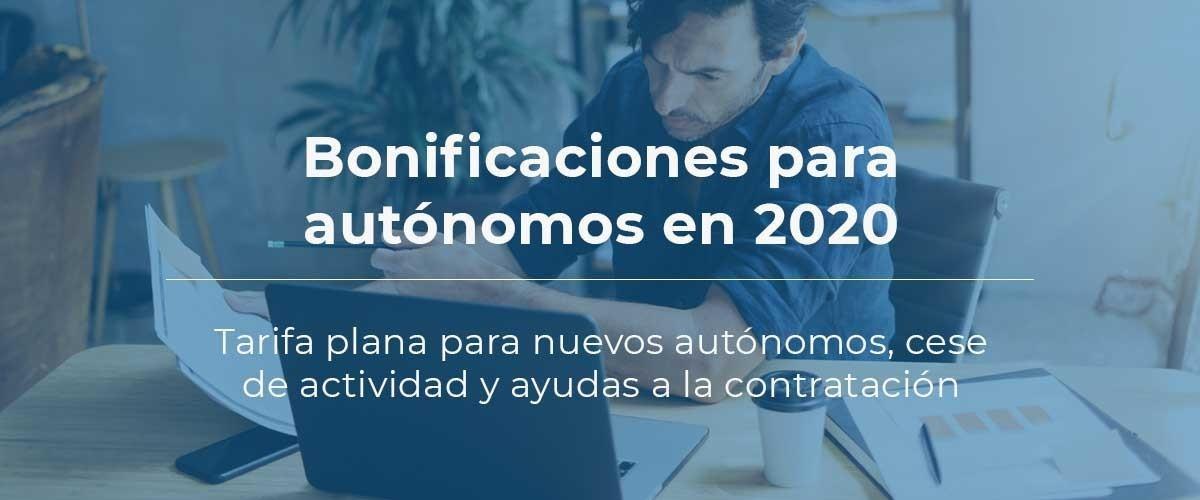 bonificaciones-autonomos-2020