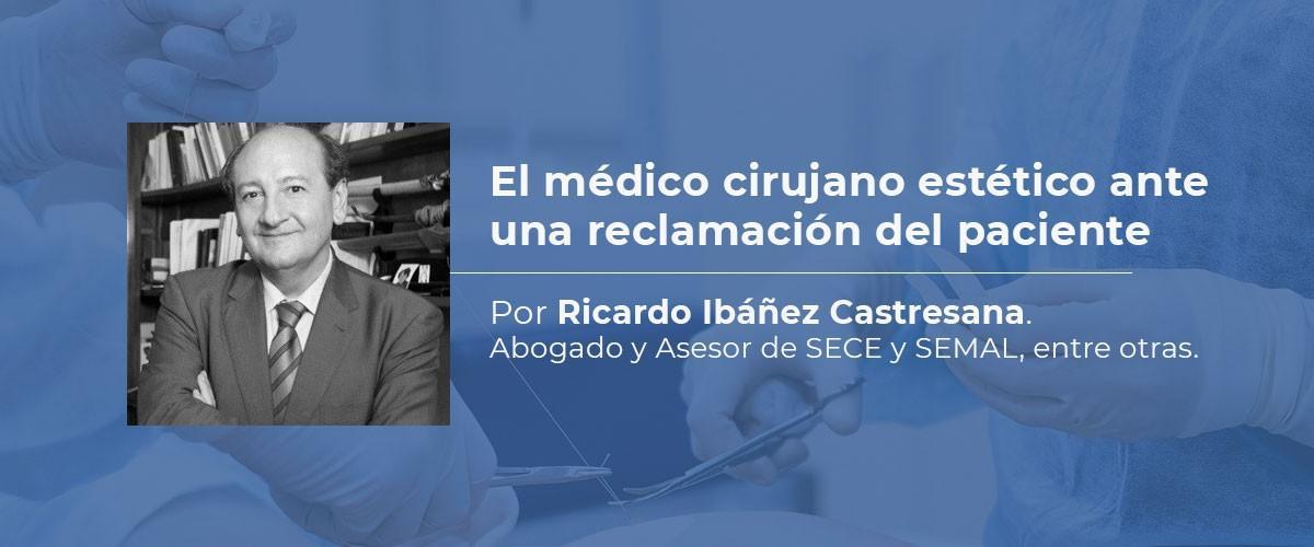 Reclamación del Paciente por Ricardo Ibañez